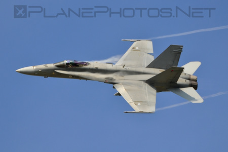 McDonnell Douglas F-18C Hornet - HN-448 operated by Ilmavoimat (Finnish Air Force)