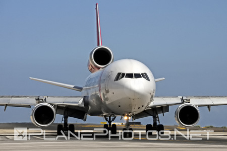 McDonnell Douglas MD-11CF - PH-MCS operated by Martinair Cargo