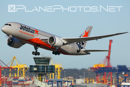 Boeing 787-8 Dreamliner - VH-VKD operated by Jetstar Airways