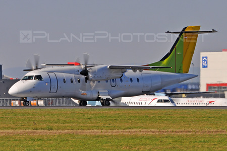 Dornier 328-110 - OE-LKB operated by Air Alps Aviation