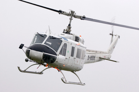 Bell 205A-1 - D-HOOK operated by Agrarflug Helilift