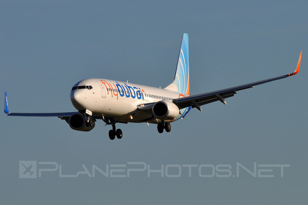 Boeing 737-800 - A6-FER operated by flydubai