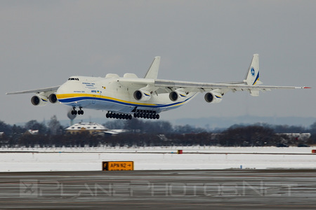 Antonov An-225 Mriya - UR-82060 operated by Antonov Airlines