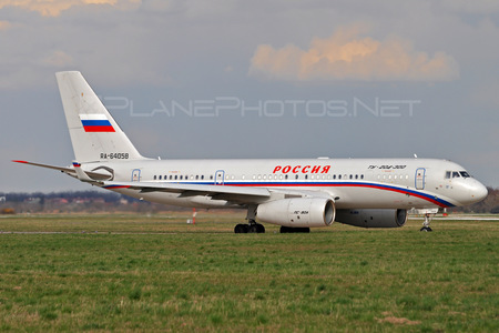 Tupolev Tu-204-300 - RA-64058 operated by Rossiya Airlines