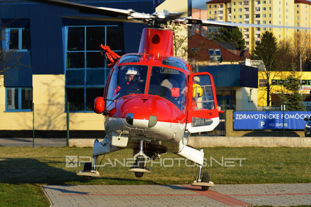 Agusta A109K2 - OM-ATD operated by Air Transport Europe