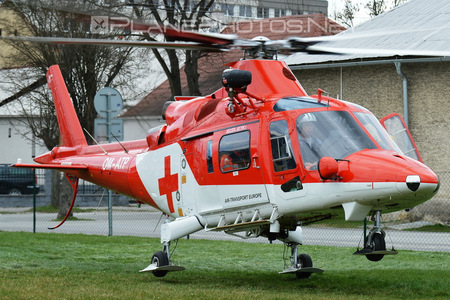 Agusta A109K2 - OM-ATP operated by Air Transport Europe