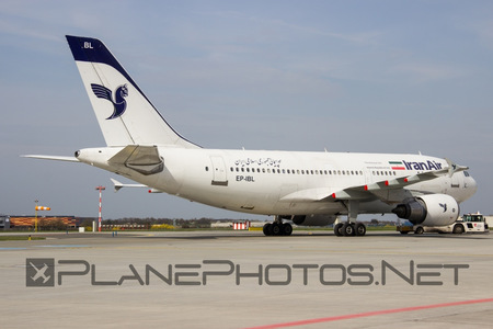 Airbus A310-304 - EP-IBL operated by Iran Air