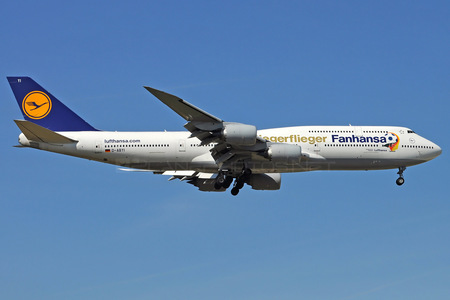 Boeing 747-8 - D-ABYI operated by Lufthansa
