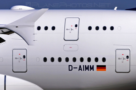 Airbus A380-841 - D-AIMM operated by Lufthansa