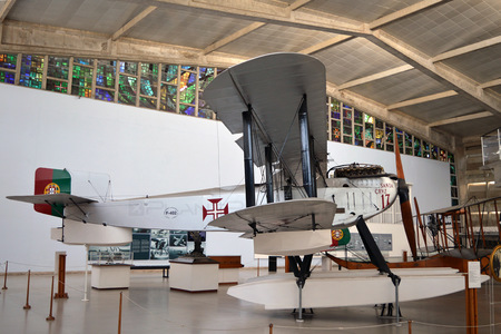 Fairey IIID - F-402 operated by Serviço da Aeronáutica Naval (Portuguese Naval Aviation 1918 -1931)