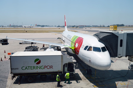 Airbus A319-112 - CS-TTU operated by TAP Portugal