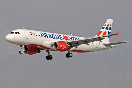 Airbus A320-214 - OK-HCA operated by Holidays Czech Airlines