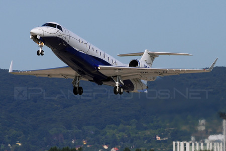 Embraer ERJ-135BJ Legacy - OK-SLN operated by ABS Jets