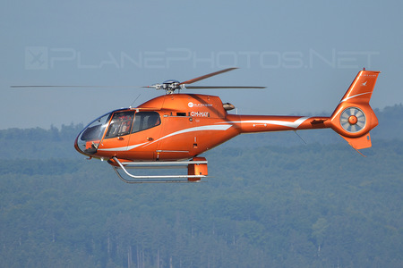 Eurocopter EC120 B Colibri - OM-MAY operated by Private operator