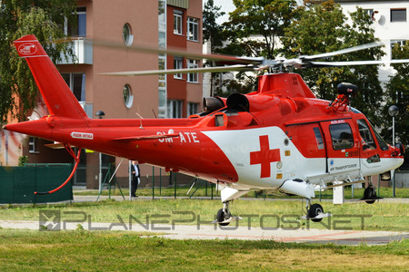 Agusta A109K2 - OM-ATE operated by Air Transport Europe