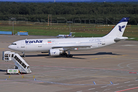 Airbus A300B4-605R - EP-IBB operated by Iran Air