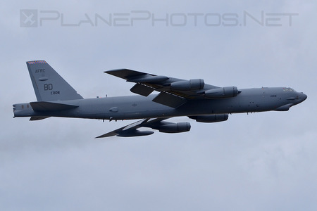 Boeing B-52H Stratofortress - 61-0008 operated by US Air Force (USAF)