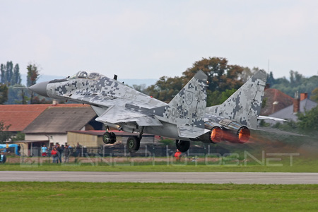 Mikoyan-Gurevich MiG-29AS - 0619 operated by Vzdušné sily OS SR (Slovak Air Force)