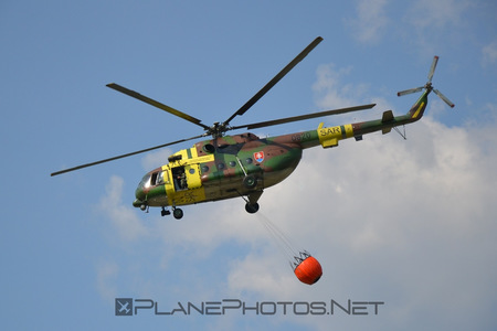 Mil Mi-17LPZS - 0820 operated by Vzdušné sily OS SR (Slovak Air Force)