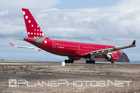 Airbus A330-223 - OY-GRN operated by Air Greenland