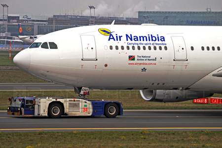 Airbus A330-243 - V5-ANO operated by Air Namibia