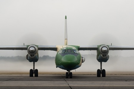 Antonov An-26 - 2506 operated by Vzdušné sily OS SR (Slovak Air Force)