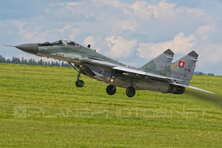 Mikoyan-Gurevich MiG-29AS - 6728 operated by Vzdušné sily OS SR (Slovak Air Force)