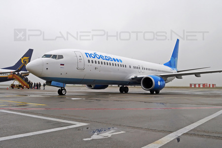 Boeing 737-800 - VQ-BTH operated by Pobeda