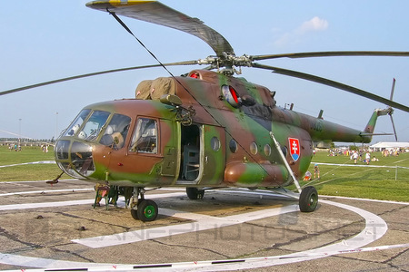 Mil Mi-17 - 0826 operated by Vzdušné sily OS SR (Slovak Air Force)