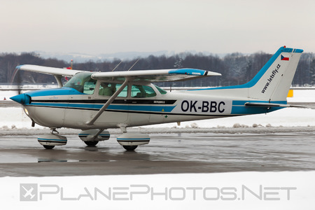 Cessna 172N Skyhawk II - OK-BBC operated by LET´S FLY