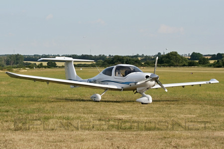 Diamond DA40 Diamond Star - OM-DBV operated by Seagle Air FTO