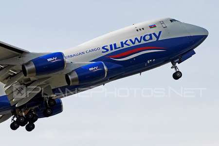 Boeing 747-400F - 4K-SW888 operated by Silk Way West Airlines