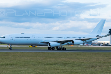 Airbus A340-313 - 9H-SUN operated by Hi Fly