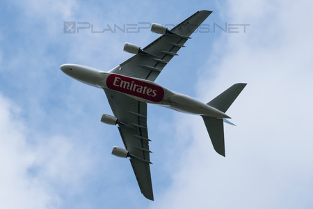 Airbus A380-861 - A6-EDW operated by Emirates