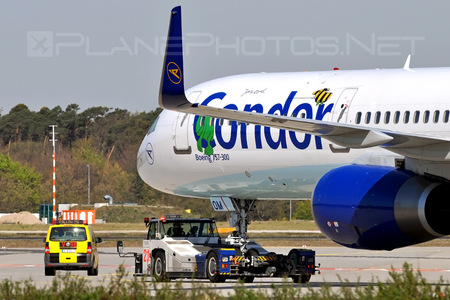 Boeing 757-300 - D-ABOM operated by Condor