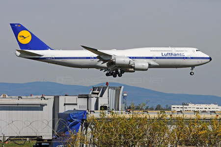 Boeing 747-8 - D-ABYT operated by Lufthansa