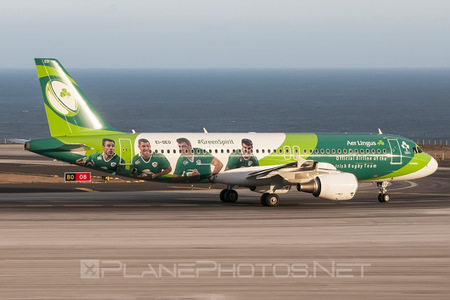 Airbus A320-214 - EI-DEO operated by Aer Lingus