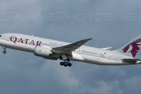 Boeing 787-8 Dreamliner - A7-BCI operated by Qatar Airways