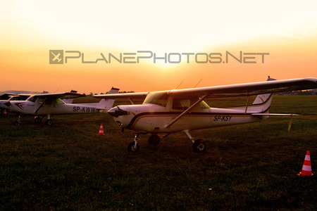 Cessna 152 II - SP-KSY operated by Private operator