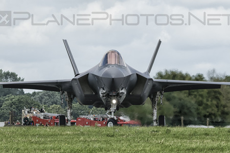 Lockheed Martin F-35A Lightning II - 12-5052 operated by US Air Force (USAF)