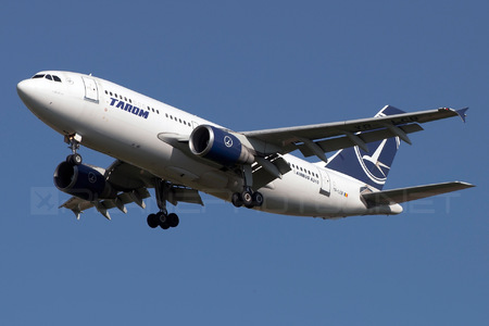 Airbus A310-325 - YR-LCB operated by Tarom