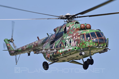 Mil Mi-17 - 0807 operated by Vzdušné sily OS SR (Slovak Air Force)