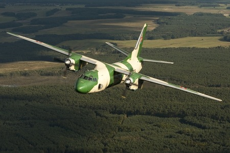 Antonov An-26 - 3208 operated by Vzdušné sily OS SR (Slovak Air Force)
