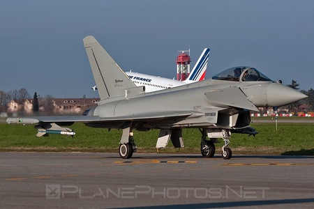 Eurofighter Typhoon S - CSX7312 operated by Aeronautica Militare (Italian Air Force)