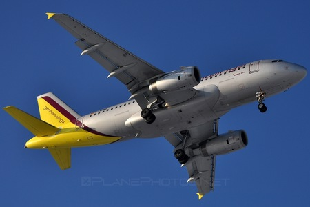 Airbus A319-132 - D-AGWB operated by Germanwings