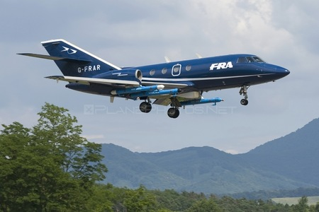 Dassault Falcon 20D - G-FRAR operated by FR Aviation