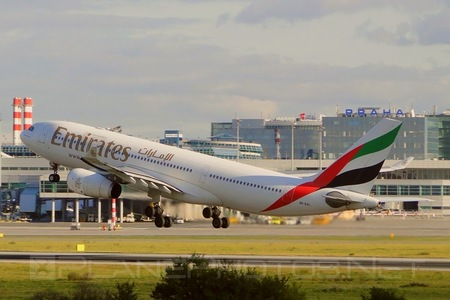Airbus A330-243 - A6-EAL operated by Emirates