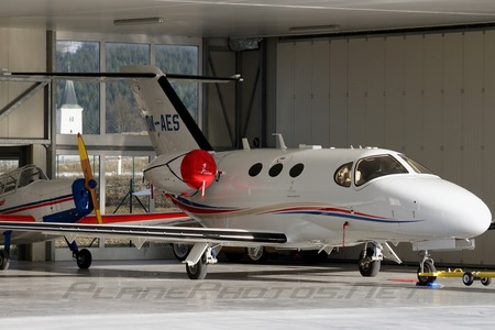 Cessna 510 Citation Mustang - OM-AES operated by Private operator