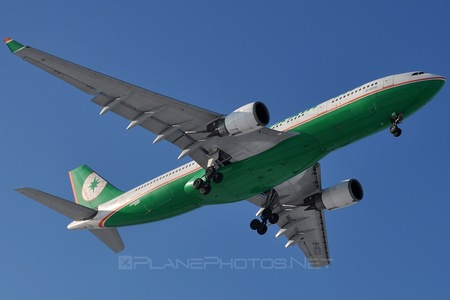Airbus A330-203 - B-16310 operated by EVA Air