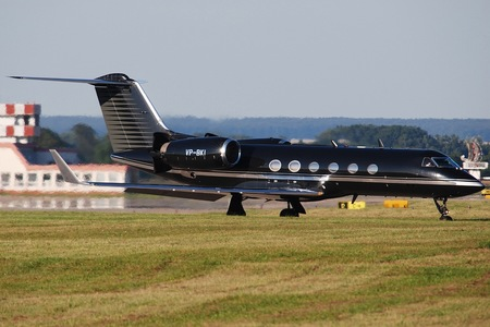 Gulfstream GIV-SP - VP-BKI operated by Gama Aviation